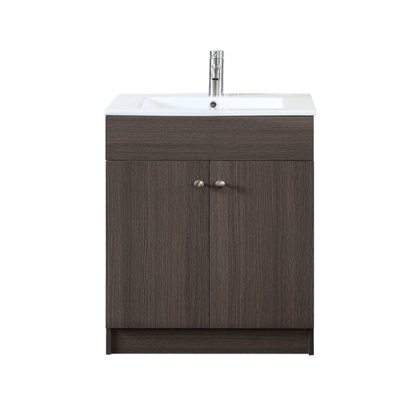 Gamboa 24 Single Bathroom Vanity by Wrought Studio