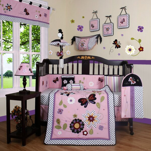 Gile 13 Piece Crib Bedding Set by Zoomie Kids