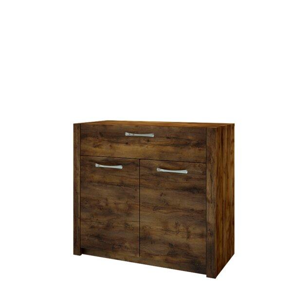 Fulford 1 Drawer Combo Dresser by Brayden Studio