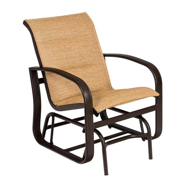 Cayman Isle Glider Chair by Woodard