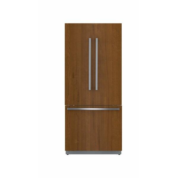 Benchmark 36 Counter Depth French Door 19.6 cu. ft. Smart Energy Star Refrigerator