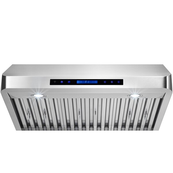 30 500 CFM Ducted Under Cabinet Range Hood by AKDY