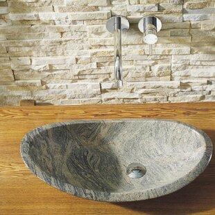 Top Reviews Haides Stone Specialty Vessel Bathroom Sink ByVirtu USA