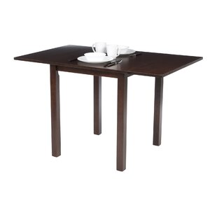 Small Drop Leaf Kitchen Tables Drop leaf small kitchen dining tables youll love wayfair cathy drop leaf dining table workwithnaturefo