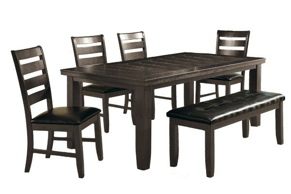 Severus Wooden Extendable Dining Table by Winston Porter