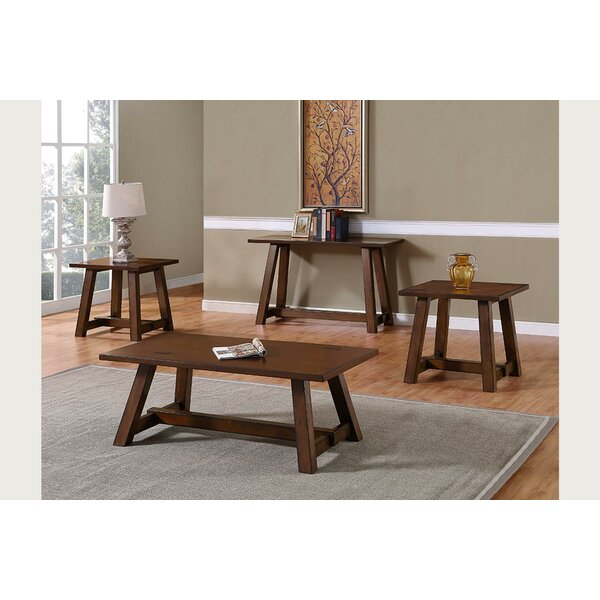 Keturah 3 Piece Coffee Table Set By August Grove