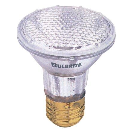 E26/Medium Halogen Light Bulb (Set of 7) by Bulbrite Industries