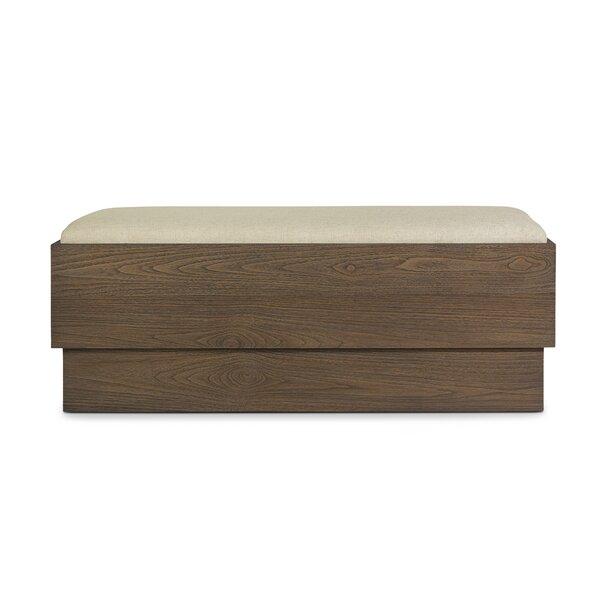 Noonday Upholstered Bench by Orren Ellis
