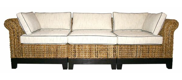 Naples Indoor/Outdoor Sofa by Chic Teak