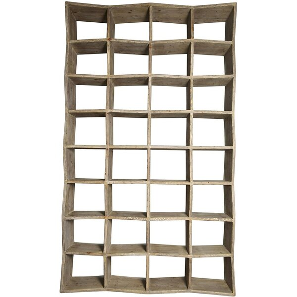 Zigzag Standard Bookcase by Noir