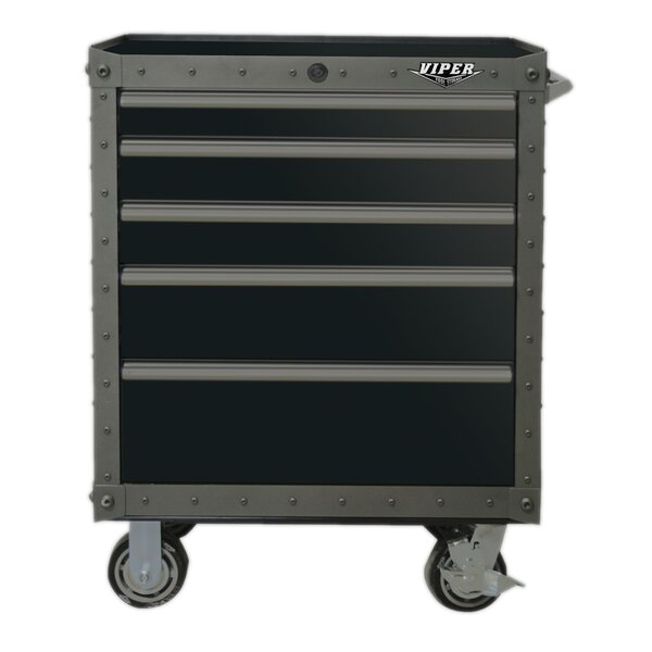 Armor Series 26W 5-Drawer Tool Chest by Viper Tool Storage