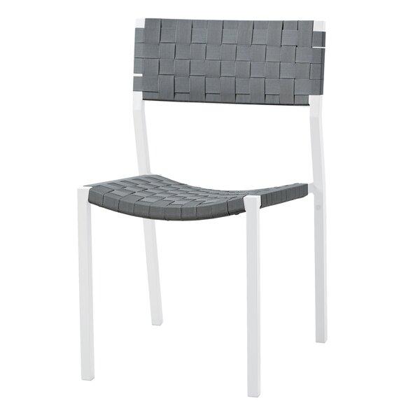 Ridgedale Stacking Patio Dining Chair (Set of 2) by Brayden Studio Brayden Studio