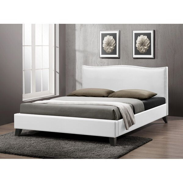 Eller Upholstered Platform Bed by Mercer41