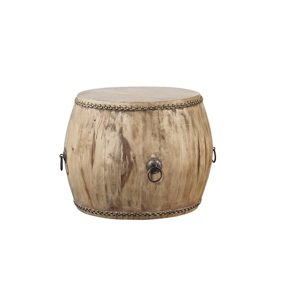 Drum Accent Stool by Furniture Classics