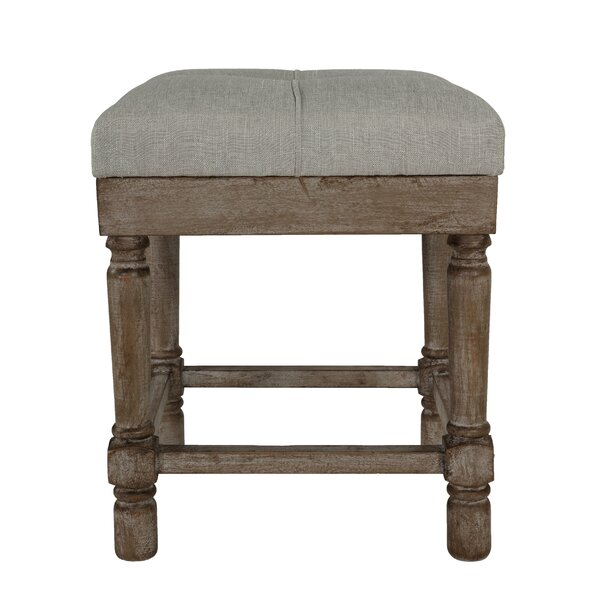Frisch Square Tufted Ottoman by Gracie Oaks