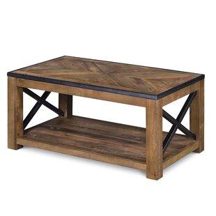 Battershell Coffee Table ByLaurel Foundry Modern Farmhouse