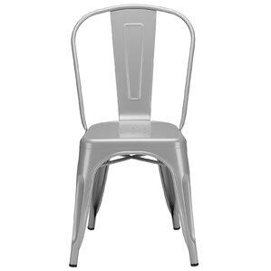 Alyssa Modern Metal Side Chair (Set Of 2)