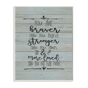 Inspirational Wall Art Youll Love