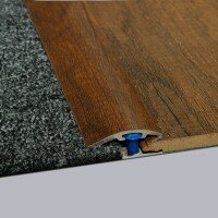 0.25 x 1.5 x 35.5 Oak Carpet Reducer in Mammoth by ELESGO Floor USA