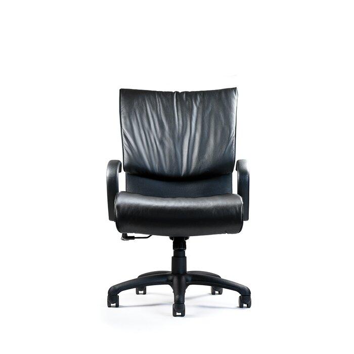 Super Embrace High Back Leather Executive Chair Machost Co Dining Chair Design Ideas Machostcouk