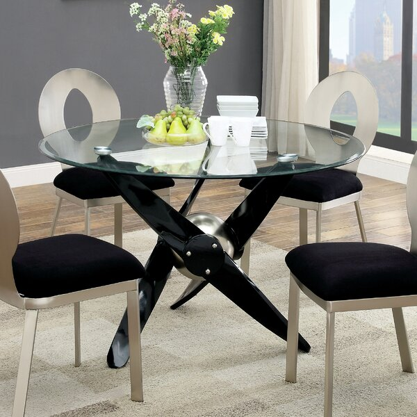 Colmont Dining Table by 17 Stories