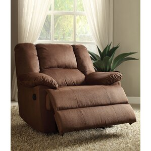 Marrie Manual Glider Recliner by A&J Homes Studio