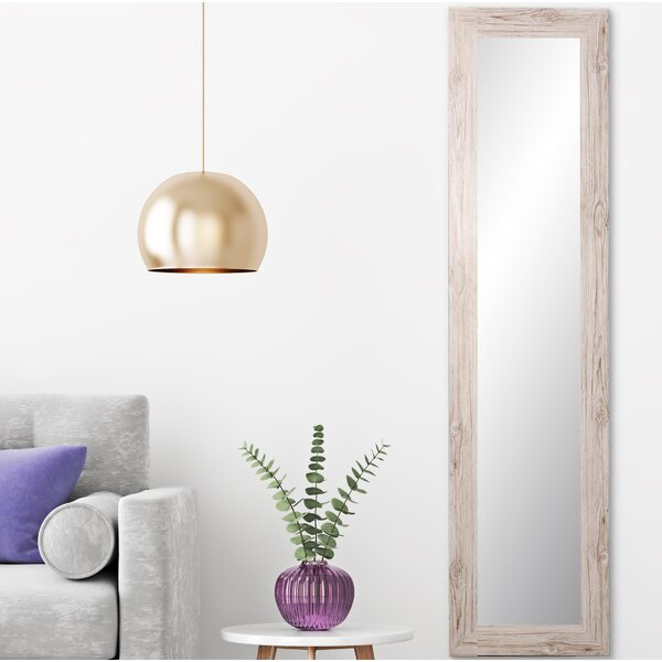 Cottage Tall Accent Mirror by Brandt Works LLC