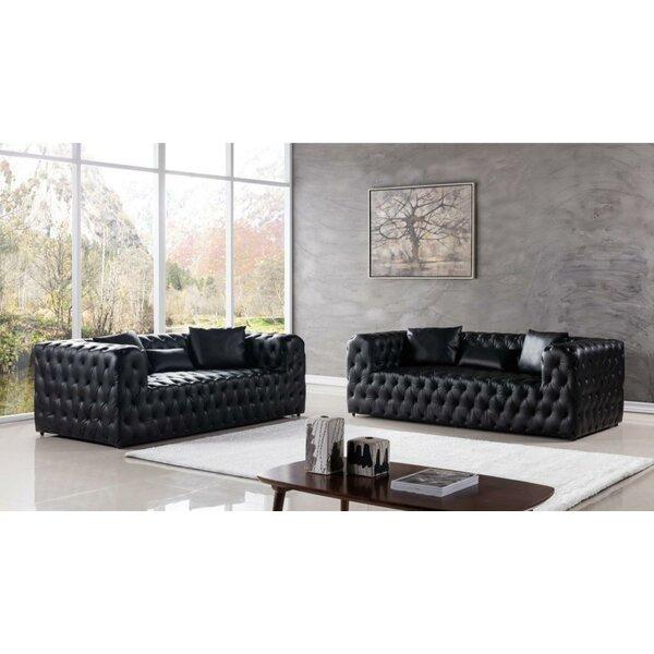 Koerner 2 Piece Living Room Set By Orren Ellis