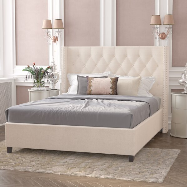 Kyson Upholstered Platform Bed By Willa Arlo Interiors Design