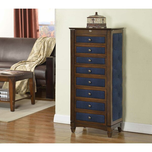 Jewelry Armoire with Cushions by Wildon Home Wildon Home®