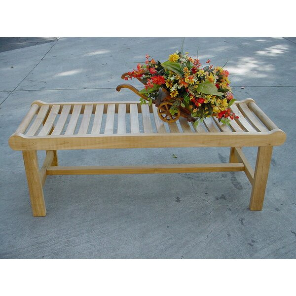 Cambridge Teak Picnic Bench by Anderson Teak
