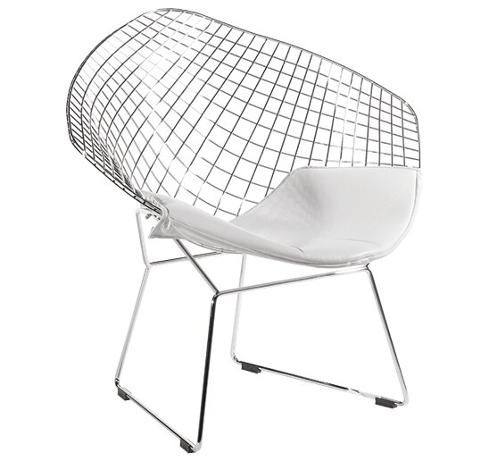 Seelinger Papasan Chair by Orren Ellis Orren Ellis