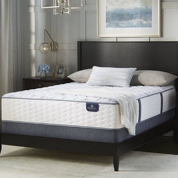 Perfect Sleeper 9 Extra Firm Innerspring Mattress and Adjustable Base by Serta