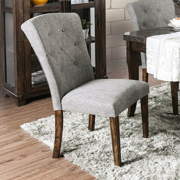 Jere Upholstered Dining Chair (Set Of 2) By Canora Grey Canora Grey