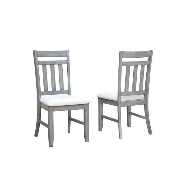 Sawyer Dining Chair (Set of 2) by Gracie Oaks