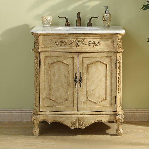 Anzavia 32 Single Bathroom Vanity Set
