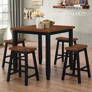5 Piece Pub Table Set ByLYKE Home