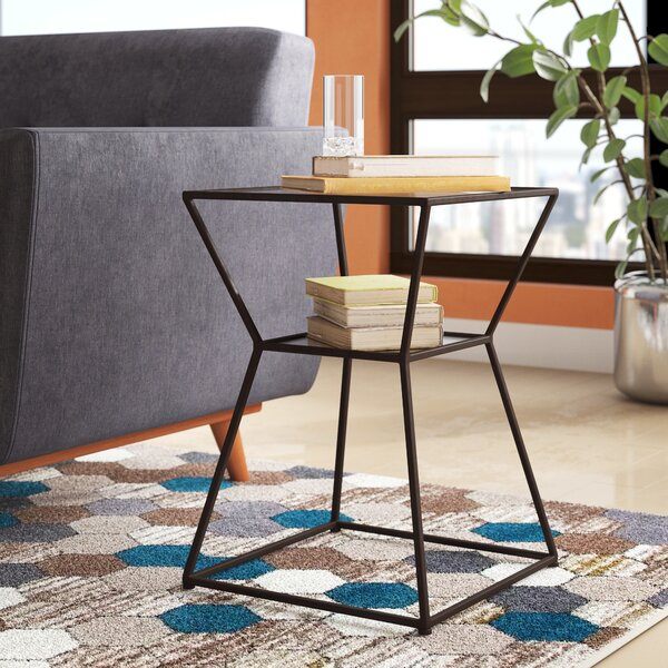 Berthelot End Table by Mercury Row