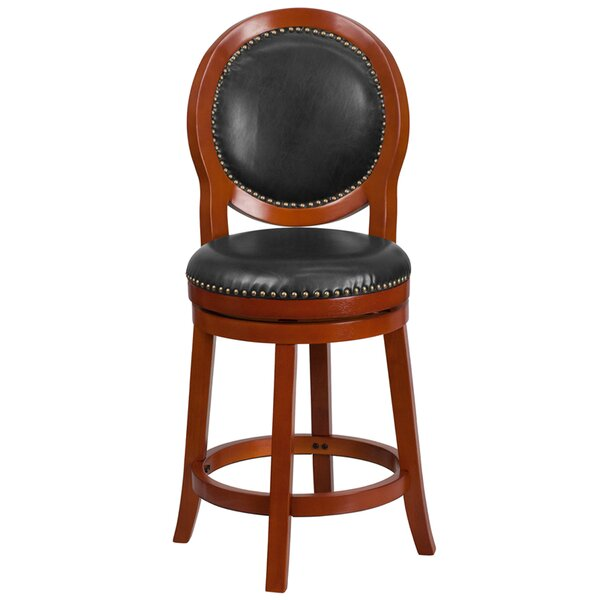 Adonia 26 Swivel Bar Stool by Darby Home Co