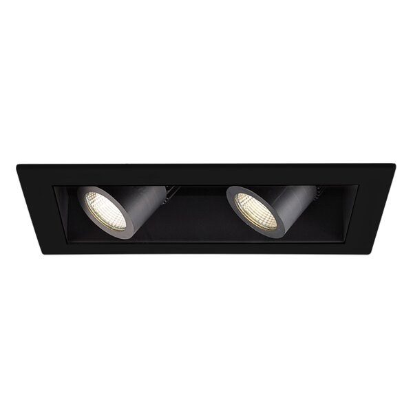 Precision LED 9.13 Adjustable Recessed Trim by WAC Lighting