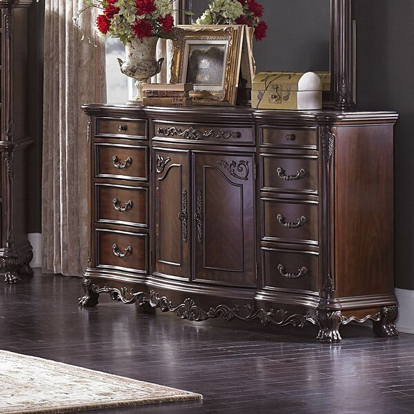 Chalus 9 Drawer Combo Dresser by Astoria Grand