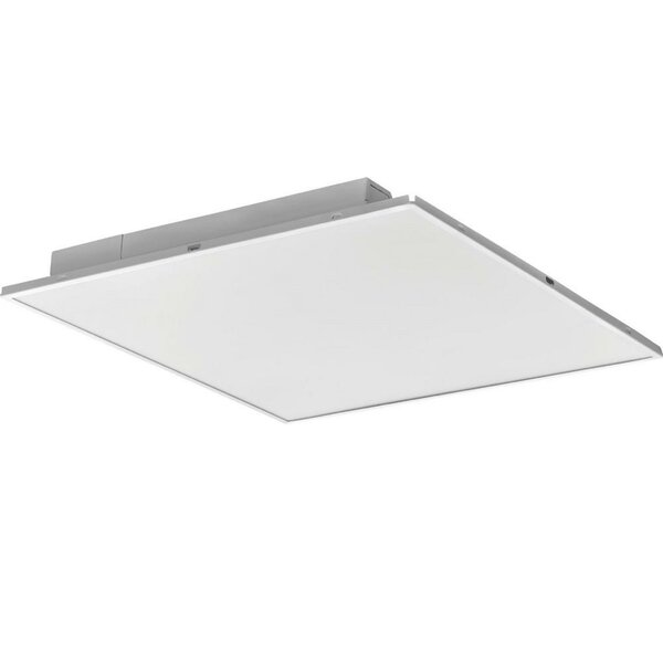ALT Fully Luminous Lay-In Troffer LED Semi Flush Mount with Smooth Len by Lithonia Lighting