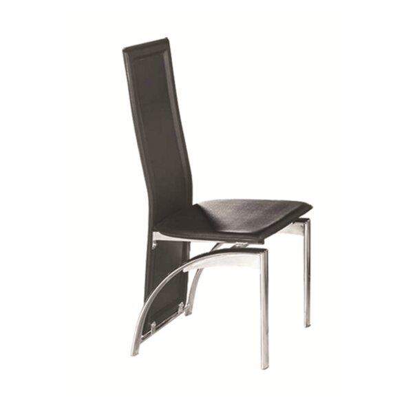 Metts Upholstered Dining Chair (Set of 6) by Latitude Run Latitude Run