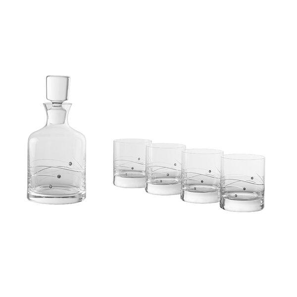 Hertzel 5 Piece Beverage Serving Set by Latitude Run