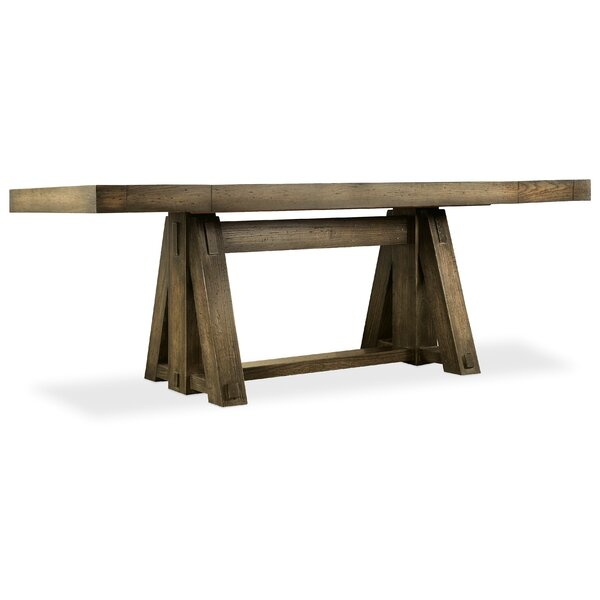 Crafted Counter Height Dining Table by Hooker Furniture Hooker Furniture