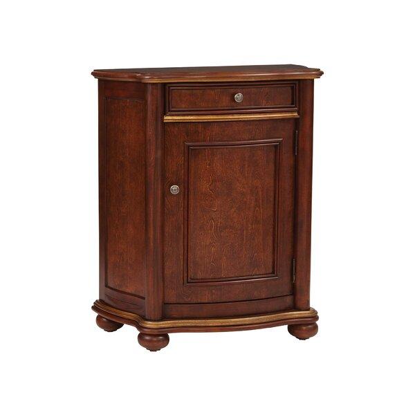 Ezequiel 1 Door Accent Cabinet