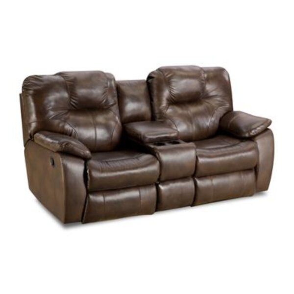 Holiday Shop Avalon Reclining Loveseat by Southern Motion by Southern Motion