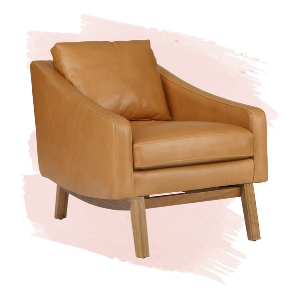 Levinson Armchair By Foundstone