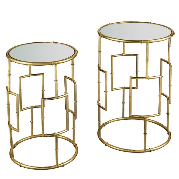 Mckie 2 Piece Nesting Tables By Mercer41