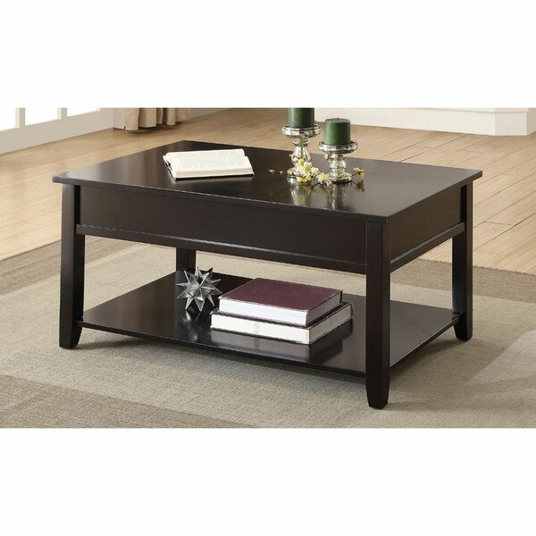 Carmet Lift Top Coffee Table With Storage By Red Barrel Studio®